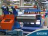 Линия автоматическая продольной резки рулонного металла толщиной 1,0 мм на штрипс