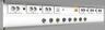 Настенная консоль медицинского газоснабжения Кадуцей CN3-2