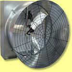 Металлические вентиляторы серии Grower