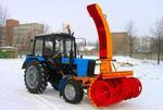 Снегоочиститель фрезерно-роторный Амкодор 9211А1 (СНФ-200)