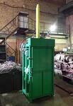 """Вертикальный пакетировочный пресс ПВ-30М """"Бочкодав"""" - Раздел: Отходы - оборудование для сбора и переработки"""