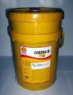 Компрессорное масло SHELL Corena D для винтовых компрессоров