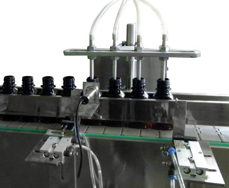 Моноблок розлива и укупорки «Мастер-Фарм» для ПЭТ флаконов МЗ-400ЕД