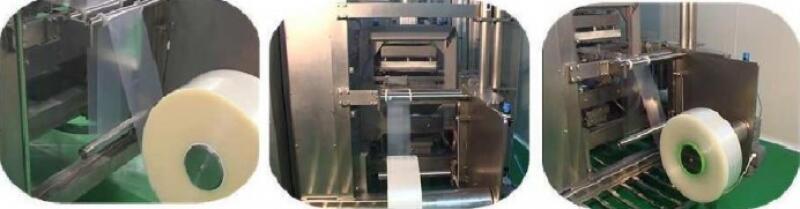 Автоматический комплекс оборудования для фасовки инфузионных растворов в пакеты типа «Гемакон» Мастер-Гемакон