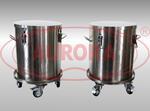 Емкость для хранения продукта ЕМК-Р 20 объемом 20л из стали AISI316L