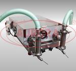 Дозатор начинки МД-500Д5 Пневмо для наполнения булочек и пончиков