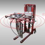 Навесное перемешивающее устройство для емкости диаметром 1100 мм УП-200М
