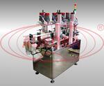Автоматический укупор МЗ-400Е2Л для закрутки крышек с триггерами и распылителями