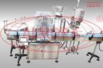 Линия розлива и укупорки «МАСТЕР» для растительных масел МЗ-400ЕД