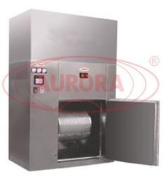 Машина мойки, стерилизации (силиконирования), сушки резиновых пробок и алюминиевых колпачков