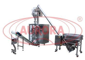 Автоматическая машина по наполнению саше-пакетов