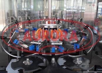 Автоматический аппарат ополаскивания роторного типа
