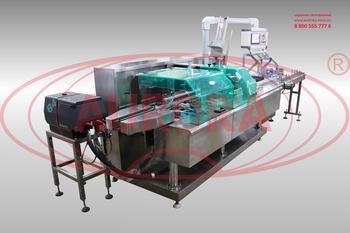 Картонажная машина АКМ-6000 А1 в правостороннем исполнении