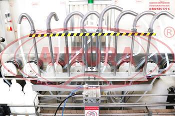 Перистальтический насос-дозатор МДП-200Л с 8 дозирующими соплами