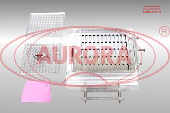 Приспособление для наполнения капсул К1-120 с пластиной инкапсуляции
