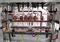 Блок розлива кислотосодержащих и щелочных растворов БР-100Б в специальном исполнении