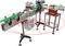 Этикетировочная линия для одновременного нанесения этикеток на выпуклые и вогнутые поверхности флаконов (фляжки) АЭ-5
