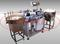 Модульная линия этикетировки и датировки АЭ-5 для цилиндрической тары 10-360 мл с ленточным транспортером компакт