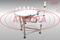 Поворотный стол ТДМ-600 Плюс для подачи изделий на пост ультразвуковой запайки