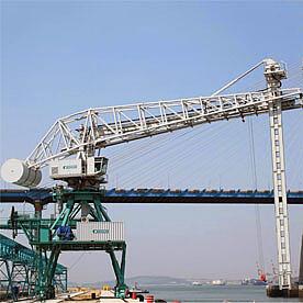 Установка для разгрузки судов Portalino/Portalink RSO/RSPL/RSPM/RSPH
