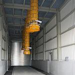 Автоотгрузка: оборудование для загрузки зерна и масличных в автотранспорт