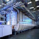Охладитель для длинных макаронных изделий C-line