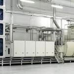 Охладитель для длинных макаронных изделий TDKD