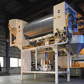 Оборудование для переработки какао-бобов