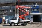 Автогидроподъёмник ГАЗ-33106 от 20 до 28м