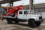Автогидроподъемник ГАЗ-33081