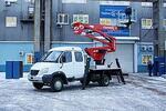 """Комбинированный телескопический автогидроподъёмник ГАЗ-33106 """"Валдай"""""""