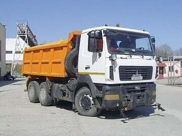 Оборудование поливомоечное МКДС 41 и МКДС 41-01