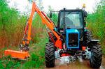Оборудование навесное «Манипулятор» + Рабочий орган «Кусторез» (НО-82-10) - Раздел: Транспортная техника, коммунальная техника