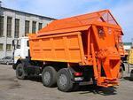 Пескоразбрасыватель на МАЗ 5516 и МАЗ 6501 20 тонн - Раздел: Коммунальная техника и оборудование