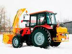 Снегоочиститель ФРС-200М