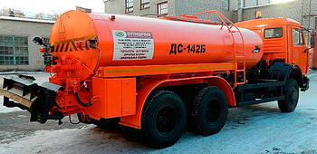 Автогудронатор ДС-142Б