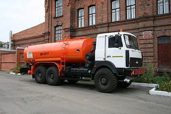 Автобитумовоз ДС-6317