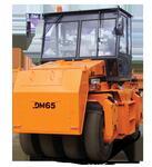 Каток дорожный пневмошинный DM65
