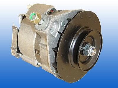 Автомобильный генератор A125-14V-47A (Г222).