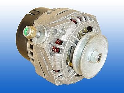 Автомобильный генератор A125/11/-14V-80A .