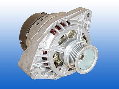 Автомобильный генератор A125/1002/-14V-125A.