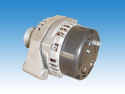 Автомобильный генератор A125/1401/-14V-110A.