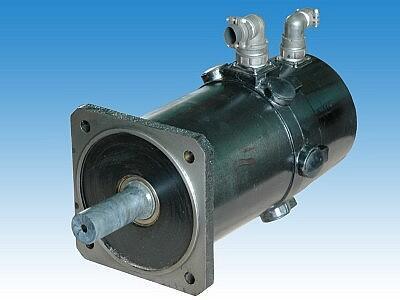 Постояннотоковые серводвигатели