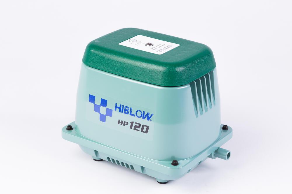 Миникомпрессор HIBLOW HP и XP
