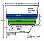 Биофильтр для водоемов до 20 куб.м