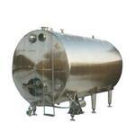Емкости для приемки, хранения и промежуточного резервирования жидких молочных продуктов