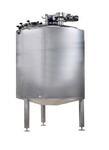 Резервуары для кисломолочных продуктов марки ОСВ