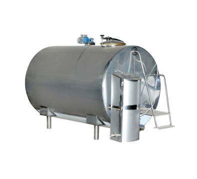 Емкостное оборудование для молочной промышленности