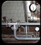АФТ-П. Утилизатор воды продувки паровых котлов