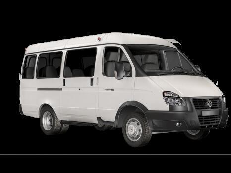 Автобус на базе ГАЗель Бизнес